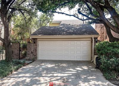 Farmers Branch Single Family Home For Sale: 3447 Courtyard Circle