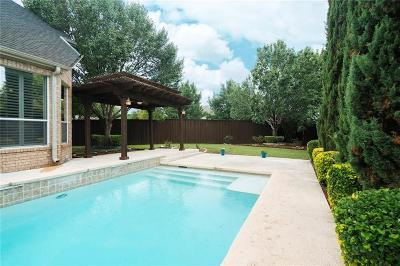 Frisco Single Family Home For Sale: 1801 Darnell Circle