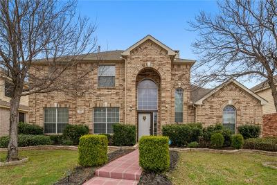 Allen Single Family Home For Sale: 202 Del Cano Drive