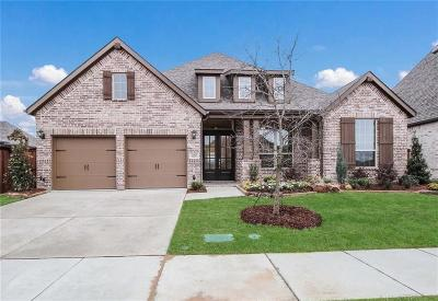 Prosper Single Family Home For Sale: 16207 Cullen Park Way