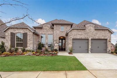 Prosper Single Family Home For Sale: 16215 Cullen Park Way