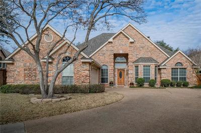 McKinney Single Family Home Active Option Contract: 5902 Cades Cove