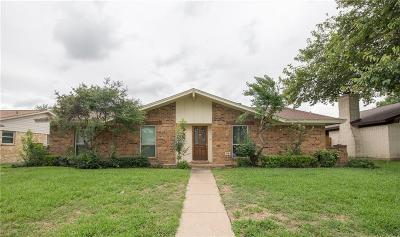 Garland Residential Lease For Lease: 2138 Village Crest Drive