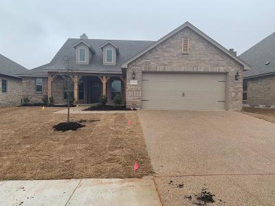 Benbrook Single Family Home Active Option Contract: 11004 Slick Rock Drive