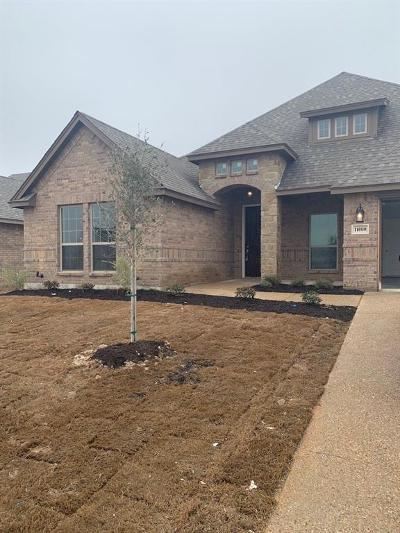 Benbrook Single Family Home Active Option Contract: 11000 Slick Rock Drive