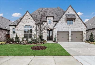 Prosper Single Family Home For Sale: 16211 Cullen Park Way