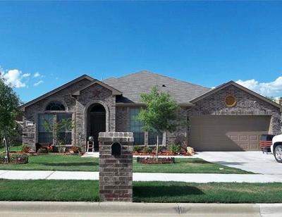 Azle Single Family Home For Sale: 509 Jr Stoff Drive