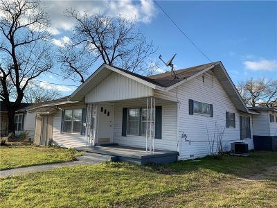 Corsicana Single Family Home For Sale: 2404 W 7th Avenue