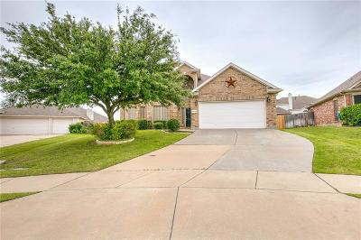 Fort Worth Single Family Home For Sale: 8701 Deepwood Lane