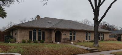 Pantego Single Family Home For Sale: 2817 Country Club Road