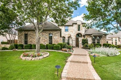 McKinney Single Family Home For Sale: 505 Isleworth Lane