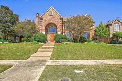 Plano Single Family Home For Sale: 7304 Bryers Circle