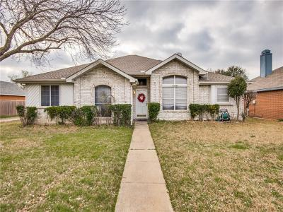 The Colony Single Family Home For Sale: 7129 Dee Cole Drive