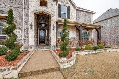 Sachse Single Family Home For Sale: 8111 Fallbrook Drive