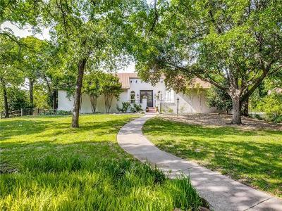 Colleyville Single Family Home For Sale: 512 Wagonwheel Court