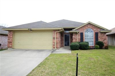 Single Family Home For Sale: 4216 Heritage Way Drive