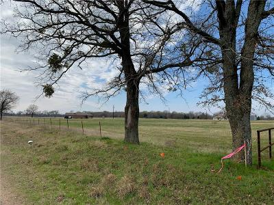 Canton Residential Lots & Land For Sale: Tbd County Road 2511