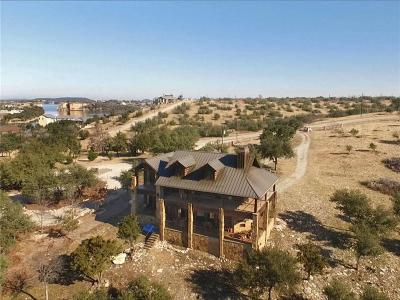 Palo Pinto County Single Family Home For Sale: 7009 W Hells Gate Drive