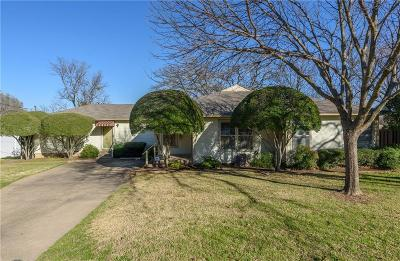Denton Single Family Home Active Kick Out: 612 Ector Street
