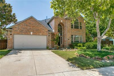 Frisco Single Family Home Active Contingent: 5717 Norfolk Lane