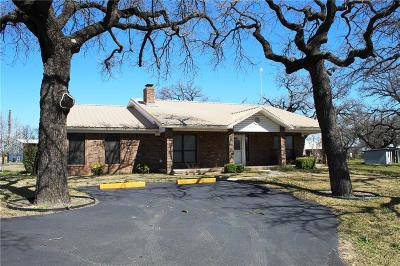 Stephenville Single Family Home For Sale: 544 W Fm 1188