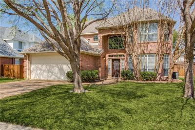 Flower Mound Single Family Home Active Kick Out: 2128 Stevenson Lane