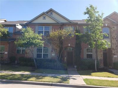 Irving Townhouse For Sale: 1938 Loma Alta Drive