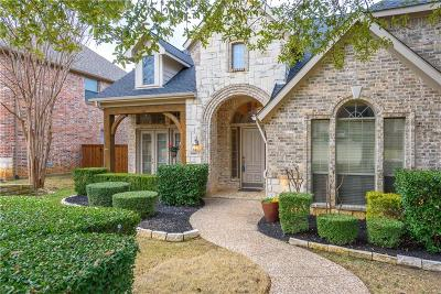 Highland Village Single Family Home Active Option Contract: 3347 Mayfair Lane