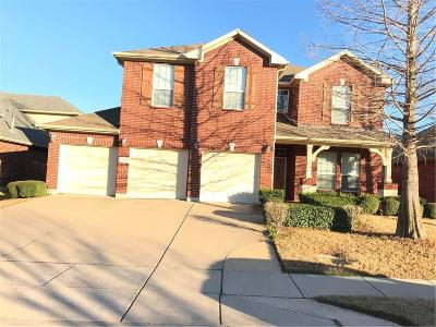 Lewisville Single Family Home For Sale: 645 White Rock Drive