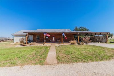 Joshua Single Family Home For Sale: 4949 County Road 805
