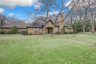Keller Single Family Home For Sale: 1527 Windsor Forest Trail