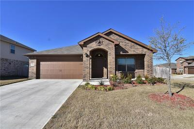 Fort Worth Single Family Home For Sale: 2600 Gains Mill Drive