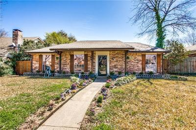 Garland Single Family Home For Sale: 5402 Round Rock Road