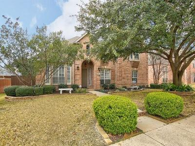 Plano Single Family Home Active Contingent: 3405 Westover Drive
