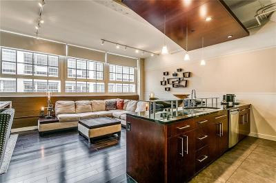 Fort Worth Condo For Sale: 2600 W 7th Street #2628