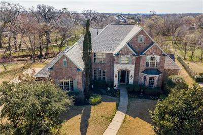 Flower Mound Single Family Home For Sale: 4501 Wildgrove Court