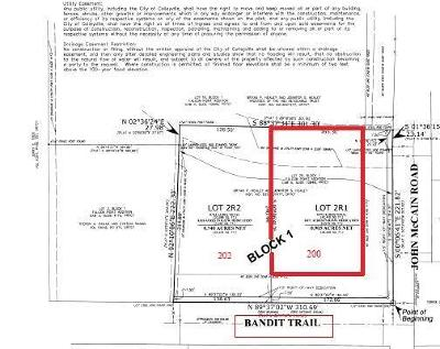 Colleyville Residential Lots & Land For Sale: 200 Bandit Trail