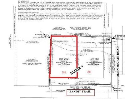 Colleyville Residential Lots & Land Active Option Contract: 202 Bandit Trail