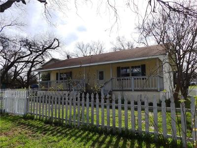 Weatherford Single Family Home Active Contingent: 424 E El Camino Real