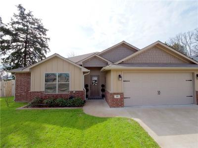 Lindale Single Family Home Active Option Contract: 350 Asher Lane