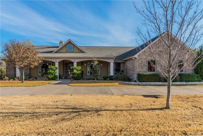 Granbury Single Family Home For Sale: 1808 Rockview Drive