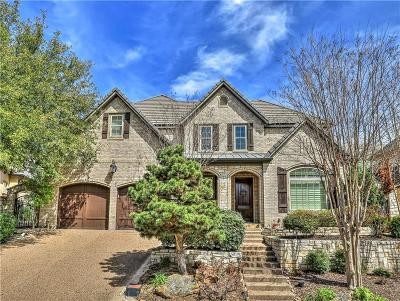 Fort Worth Single Family Home For Sale: 6717 Medinah Drive