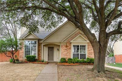 Allen Single Family Home For Sale: 601 Hightrail Drive