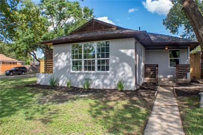 Single Family Home For Sale: 10530 Channel Drive