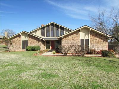 Erath County Single Family Home Active Contingent: 707 Prairie Wind Boulevard