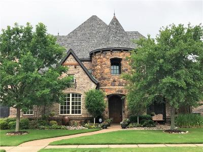 Coppell Single Family Home For Sale: 613 Saint James Place