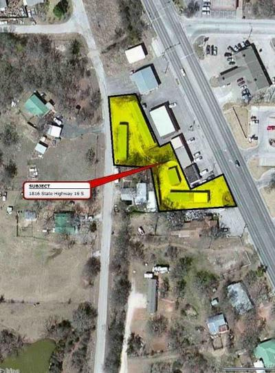 Graham Commercial For Sale: 1810 State Highway 16 S