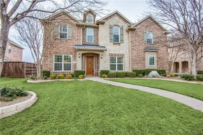 Frisco Single Family Home Active Option Contract: 1686 Wildfire Lane