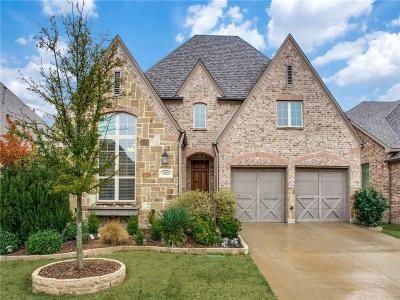 The Colony Single Family Home For Sale: 3024 Speyburn