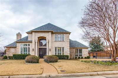 Fort Worth Single Family Home For Sale: 6383 Elm Crest Court